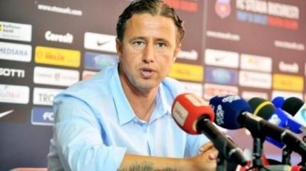 Reghecampf ar fi vrut sa ramana la Steaua inca doi ani
