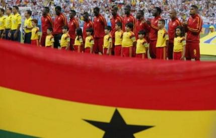 Avion cu bani pentru ghanezi inaintea meciului decisiv cu SUA