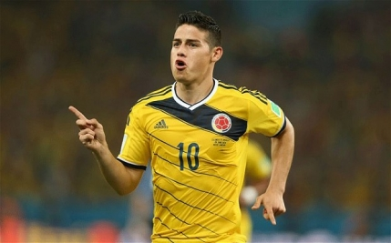 James Rodriguez aproape de Real Madrid