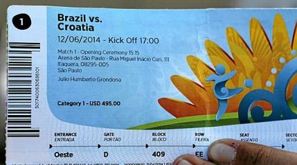 Scandal la Mondial: Retea ilicita de bilete in care sunt implicate Federatiile din Spania, Argentina si Brazilia. Neymar si Ronaldinho, implicati indirect