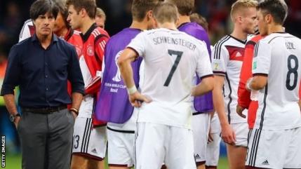 Cupa Mondiala 2014: Sapte jucatori germani sufera de gripa