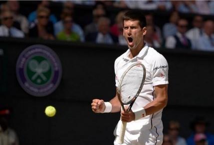 Djokovic il invinge pe Dimitrov si este in finala la Wimbledon