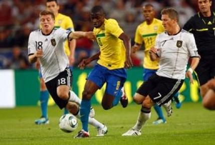 Avancronica Brazilia-Germania. Prima semifinala la Cupa Mondiala (LIVE, 23:00)