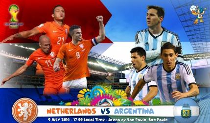 SLIDE Cinci lucruri de stiut inainte de Olanda-Argentina