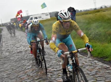 """Infernul Nordului in Turul Frantei: Froome abandon, Contador pierde timp si peste toti """"Rechinul"""" Nibali"""