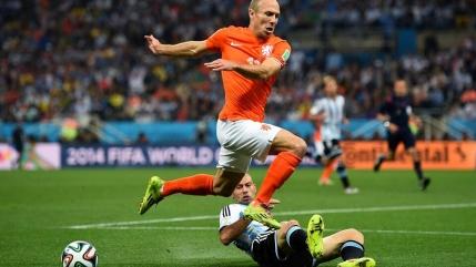 MINUT cu MINUT CUPA MONDIALA 2014 Olanda - Argentina 0-0 (4-2 dp)