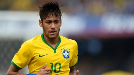Neymar isi revine dupa accidentarea la spate