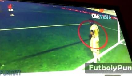Cupa Mondiala 2014: Portarul Romero (Argentina) a avut notite ascunse in pantaloni despre olandezii care au executat penaltyuri (video)