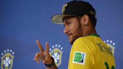 Neymar, suporterul lui Messi in finala Cupei Mondiale