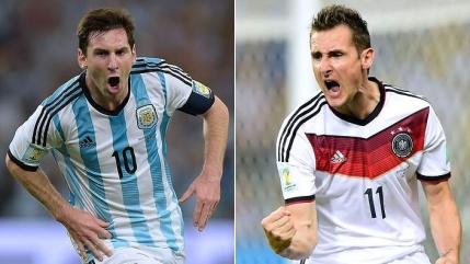 Avancronica finala Cupei Mondiale: Germania-Argentina (LIVE, 22:00)