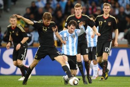 SLIDE Cinci lucruri de stiut inaintea finalei Cupei Mondiale: Germania-Argentina