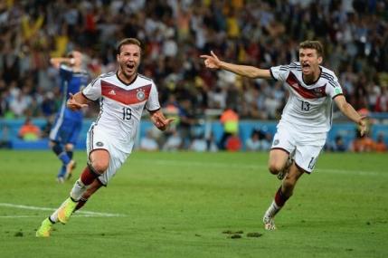 Germania rupe blestemul echipelor europene in America