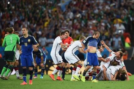 Argentina, zero suturi pe poarta in finala Cupei Mondiale