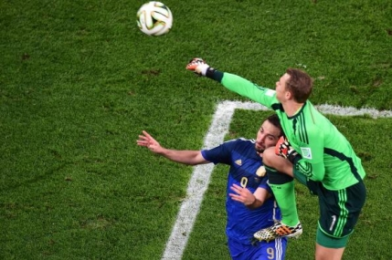 Argentinienii l-au scos vinovat pe Rizzoli pentru ratarea Cupei Mondiale
