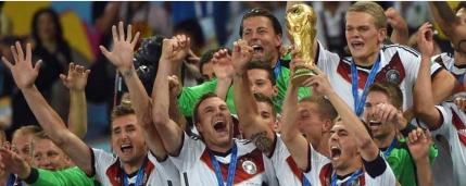 Germania este noua campioana mondiala