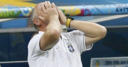 Scolari a demisionat de la carma Braziliei