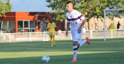 VIDEO Gol marcat de Dragos Grigore la debutul pentru Toulouse