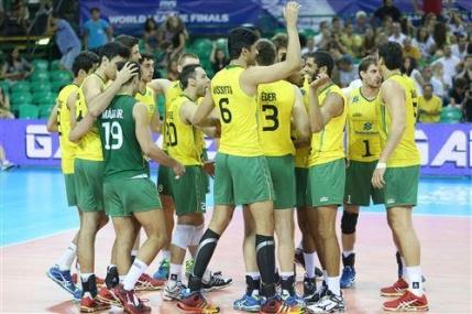 Brazilia pierde suprematia si la volei
