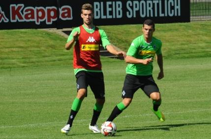 Galateanul Alexandru Tudorie in probe la o echipa din Bundesliga
