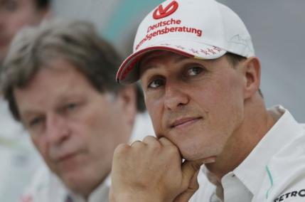 Suspectul care incerca sa vanda dosarul medical al lui Michael Schumacher a fost gasit mort in celula