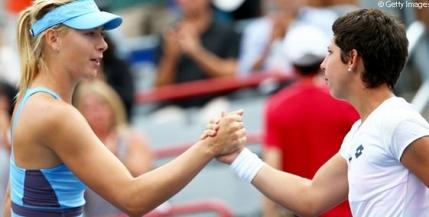 Surpriza: Maria Sharapova iese de la Montreal