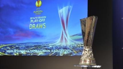Petrolul-Dinamo Zagreb si Olympique Lyon-Astra Giurgiu in playoff-ul Europa League