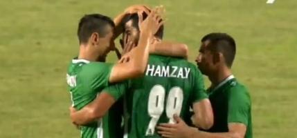 Ludogoret e pe cai mari: Hamza inscrie si ia Supercupa Bulgariei (video)