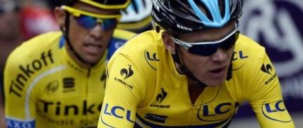 Froome si Contador lupta pentru suprematie in Turul Spaniei