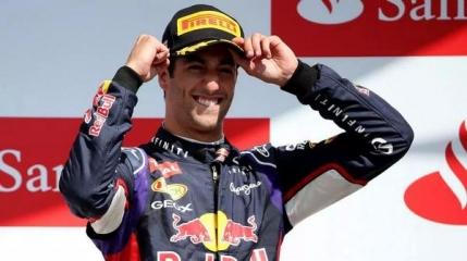 Daniel Ricciardo castiga Marele Premiu al Belgiei