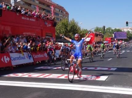Schimbare de lider in Turul Spaniei dupa etapa a 2-a