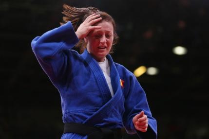 Corina Caprioriu, eliminata in primul tur la Mondialele de judo