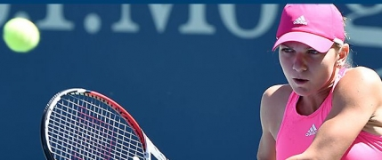 Simona Halep eliminata la US Open de o jucatoare din calificari