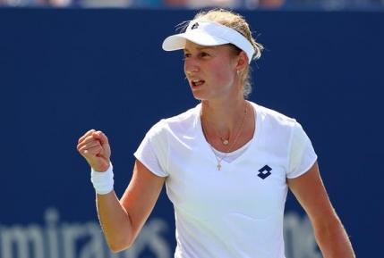 Makarova continua parcursul de exceptie la US Open