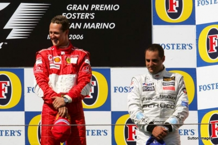 Montoya, vis interzis la Ferrari: Schumacher m-a urat
