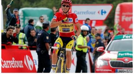 Contador il invinge pe Froome la Ancares si e sigur de victorie in Vuelta