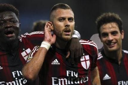 Milan invinge Parma dupa un meci nebun. Menez, executie de pus in rama
