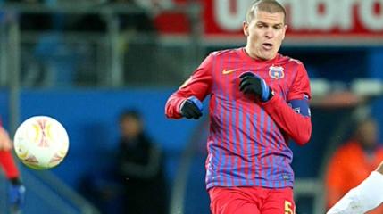 Bourceanu asteptat pe teren la derby-ul cu Dinamo