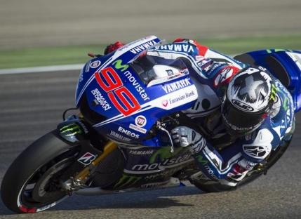 Lorenzo castiga in premiera pe Motorland Aragon. Marquez cade, Rossi la spital
