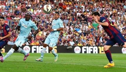 Lionel Messi = 400