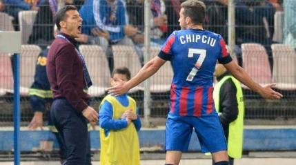 Trei jucatori de la Steaua, incerti pentru meciul cu Dinamo Kiev