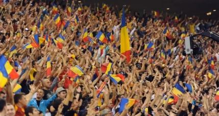 Echipa nationala de fotbal a Romaniei are un nou imn (video)