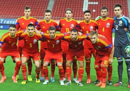 Piturca a anuntat lotul final pentru Ungaria si Finlanda. Sanmartean si Rusescu, in echipa