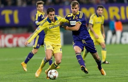 Chelsea isi complica existenta in Grupa G, Sporting intra in carti pentru optimi