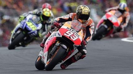 Marc Marquez incheie sezonul de MotoGP cu un nou record
