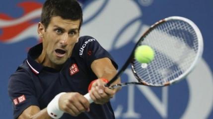 Novak Djokovic, primul finalist la Turneul Campionilor