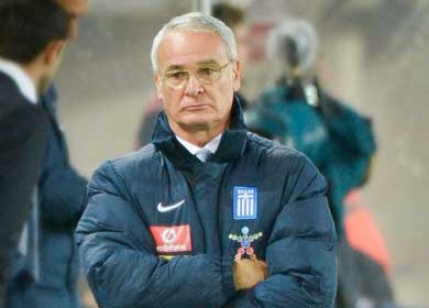 Claudio Ranieri a fost dat afara de la nationala Greciei. Un alt italian favorit sa-i ia locul