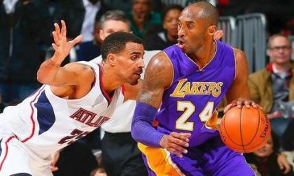 Kobe Bryant stabileste o noua borna in NBA