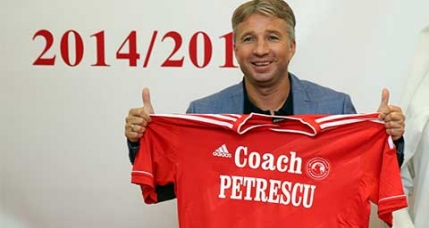Dan Petrescu ramane la Al Arabi