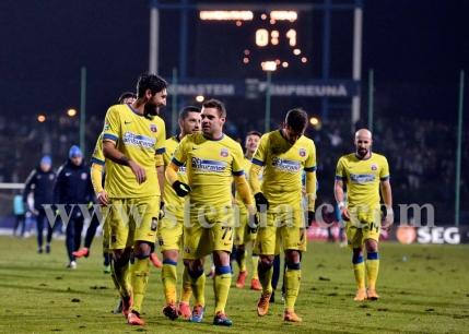 Cupa Romaniei: Steaua elimina CSU Craiova si completeaza careul de asi