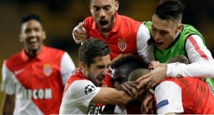 AS Monaco, patru goluri, sase meciuri si calificare